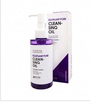 Eyenlip Гидрофильное масло для глубокого очищения пор Eggplant Pore Cleansing Oil