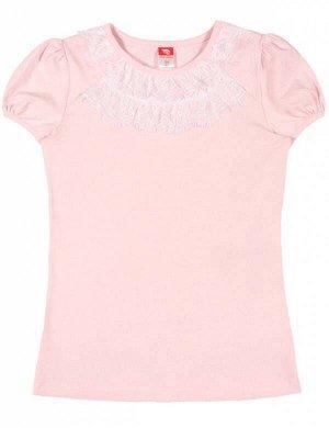 Джемпер 62457 для девочки розовый