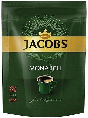 """Кофе Jacobs """"Monarch"""", растворимый, 38г"""