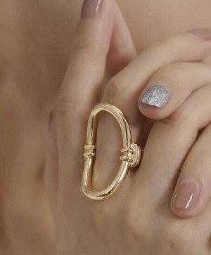 Кольцо. Цв. золото
