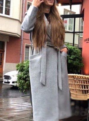 Пальто драповое