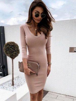 Платье Платье Трикотажное