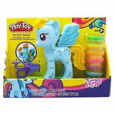 ❤Хиты!★Самые популярные игрушки!★ — Наборы для лепки — Для творчества