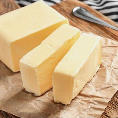 МОЙ ХОЛОДИЛЬНИК - молоко, смета и кисломолочные продукты — Масло, маргарин, спреды — Масло и маргарин