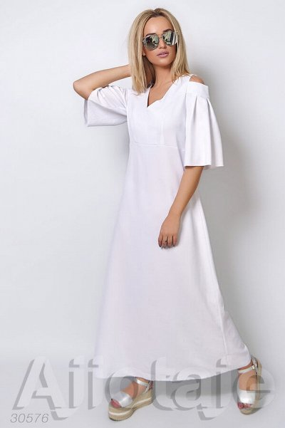 AJIOTAJE 2020  женская одежда  — Платья в пол — Длинные платья