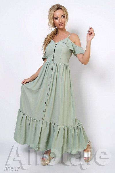 AJIOTAJE-женская одежда 29. До 62 размера. — Платья в пол — Длинные платья