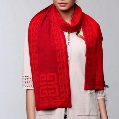 ROTEX-2: платки, палантины, шапки, перчатки. Распродажа 🔥  — Шарфы женские Luxe — Платки и шарфы