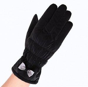 Перчатки непромокаемые, утепленные, черный