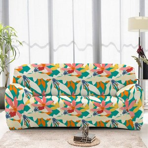Чехол на диван трехместный ЧХТР071-16891, 195-230 см                              (s-104771)