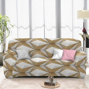 Чехол на диван трехместный ЧХТР071-13326, 195-230 см                              (s-104758)