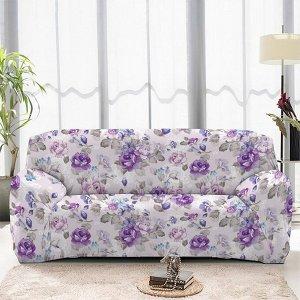 Чехол на диван трехместный ЧХТР071-16898, 195-230 см                              (s-104778)
