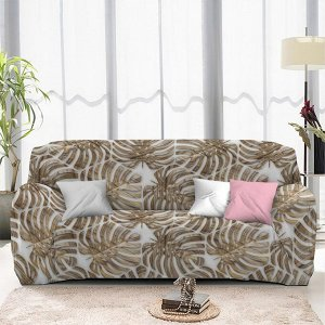 Чехол на диван трехместный ЧХТР071-13328, 195-230 см                              (s-104760)