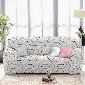Чехол на диван трехместный ЧХТР071-13335, 195-230 см                              (s-104762)