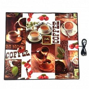 Сушилка для овощей и фруктов Мощный Урожай 55х60 см., Coffee