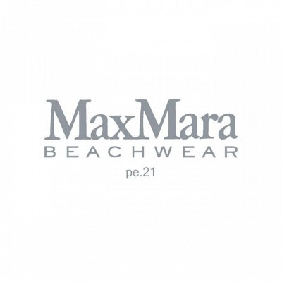 M*ax M*ara пляжная одежда предзаказ SS2021!