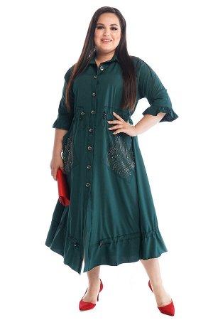 Платье-4681