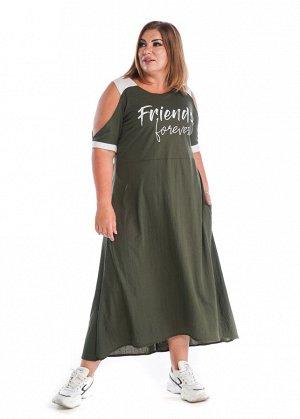 Платье-2435