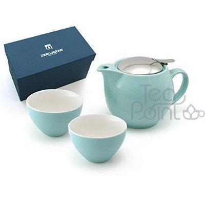 Tea Point_Подарочные наборы! Бельгийский шоколад — Посуда ZERO JAPAN — Чай