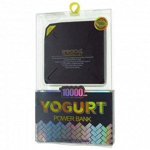 Внешний аккумулятор ReMax PRODA Yogurt, PPP-6, 10000mAh