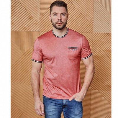 Немецкая мужская одежда-5. Джемперы, рубашки, футболки — Футболки. Лето 2020 — Футболки