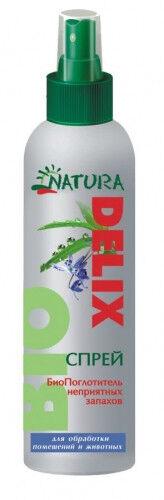 Natura Delix Bio БиоПоглотитель неприятных запахов 250мл Спрей