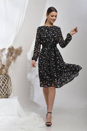 Платье, пояс Sharm-Art Артикул: 2031 /1