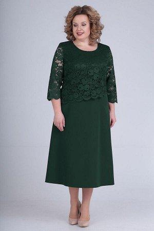 Платье ELGA Артикул: 01-651 зелень