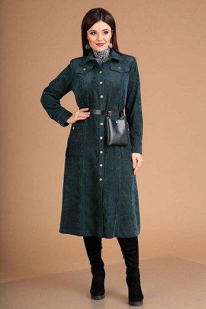 Платье Мода Юрс Артикул: 2510 морская_волна