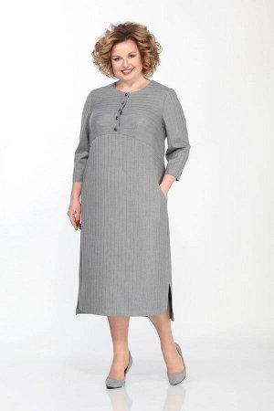 Платье Bonna Image Артикул: 483 серый