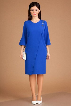 Платье Мода Юрс Артикул: 2534 василек