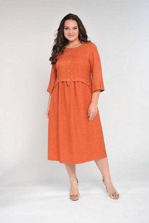 Платье TVIN Артикул: 5288 терракот