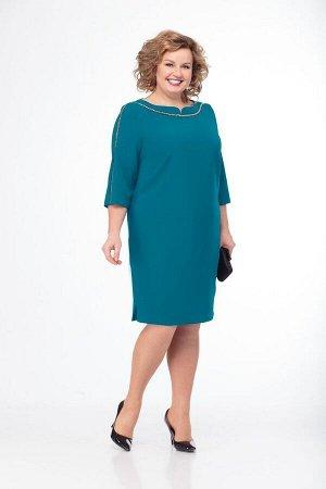 Платье Anelli Артикул: 375 бирюза