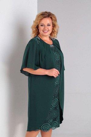 Платье Basagor Артикул: 459 бирюза