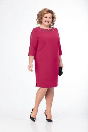 Платье Anelli Артикул: 375 малина