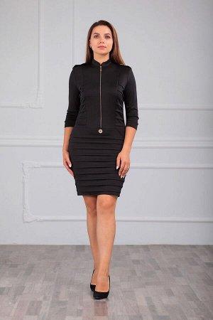 Платье LUXTEX Артикул: 1313 черный