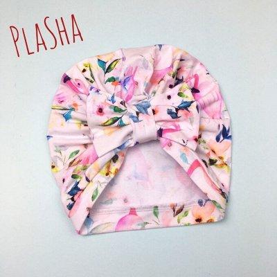 Plasha. Одежда для всей семьи! Муслиновая летняя коллекция — Летние головные уборы — Головные уборы