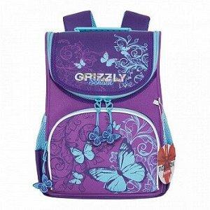 RAm-084-9 Рюкзак школьный с мешком
