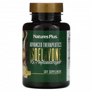 Nature&#x27 - s Plus, Продвинутая терапия, изофлавон Rx-фитоэстрогенов, 30 таблеток