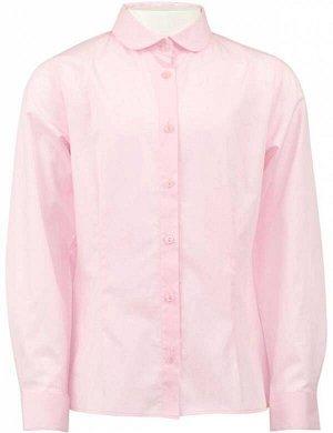 Блузка 6t117 для девочки розовая
