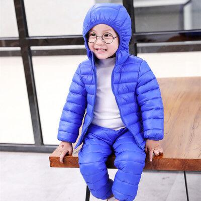 Пуховики, куртки, зимняя обувь! Только для детей!  — Детские костюмы РАЗМЕР 90-150 — Унисекс