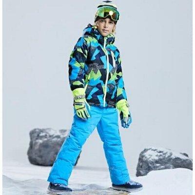 Последняя! Пуховики, шапки, детская коллекция, угги! — Детские лыжные костюмы, штаны, куртки — Для мальчиков