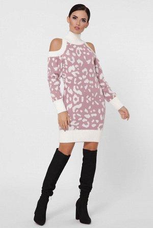 Платье леопард ADELIS VPA0001