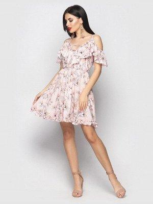 Сарафан Queen Розовый