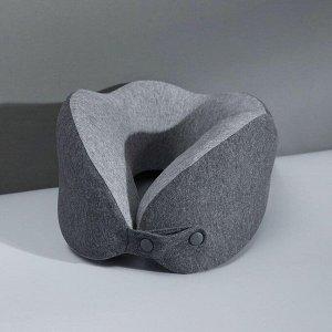 Подушка дорожная подголовник Xiaomi LERAVAN Memory Cotton U LF-J016