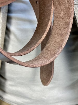Ремень мужской кожаный.