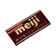 Шоколад MEIJI молочный, 50 гр