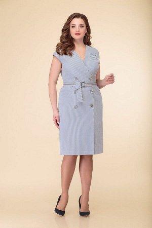 Платье DaLi 3431 полоска