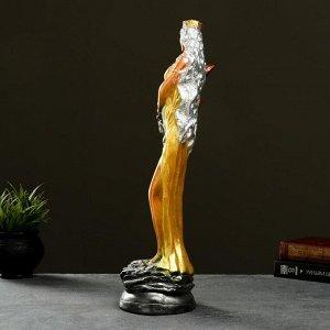 "Фигура ""Богиня Фортуна"" золото, 50см"
