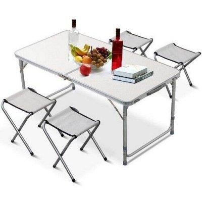 🚚Все для уюта в Вашем доме!Товары для туризма и другое! 🚚 — Столы для пикника от 940 рублей! — Кухни и кемпинговая мебель