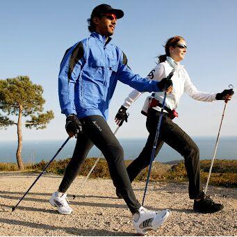 🚚Все для уюта в Вашем доме!Товары для туризма и другое! 🚚 — Палки для скандинавской ходьбы — Фитнес